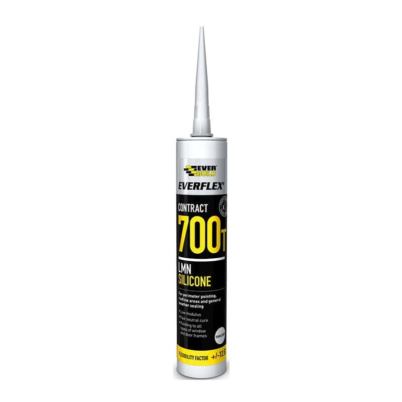 Everflex 700T LMN Silicone - 300ML - - Sealant - Trade Building Products