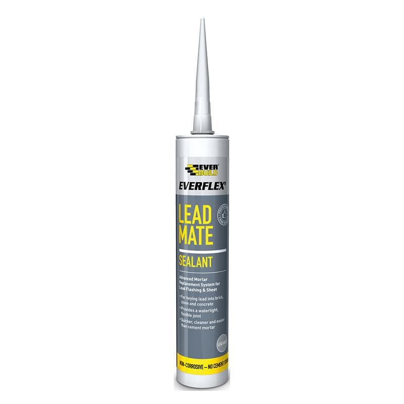 Everflex Lead Mate Silicone - 295ML - - Sealant - Trade Building Products