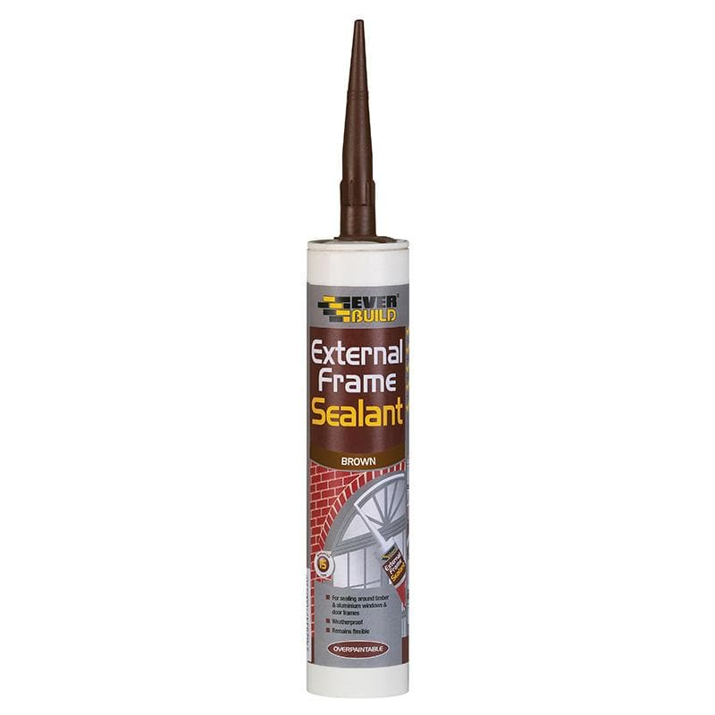 External Frame Sealant - 290ML - - Sealant - Trade Building Products
