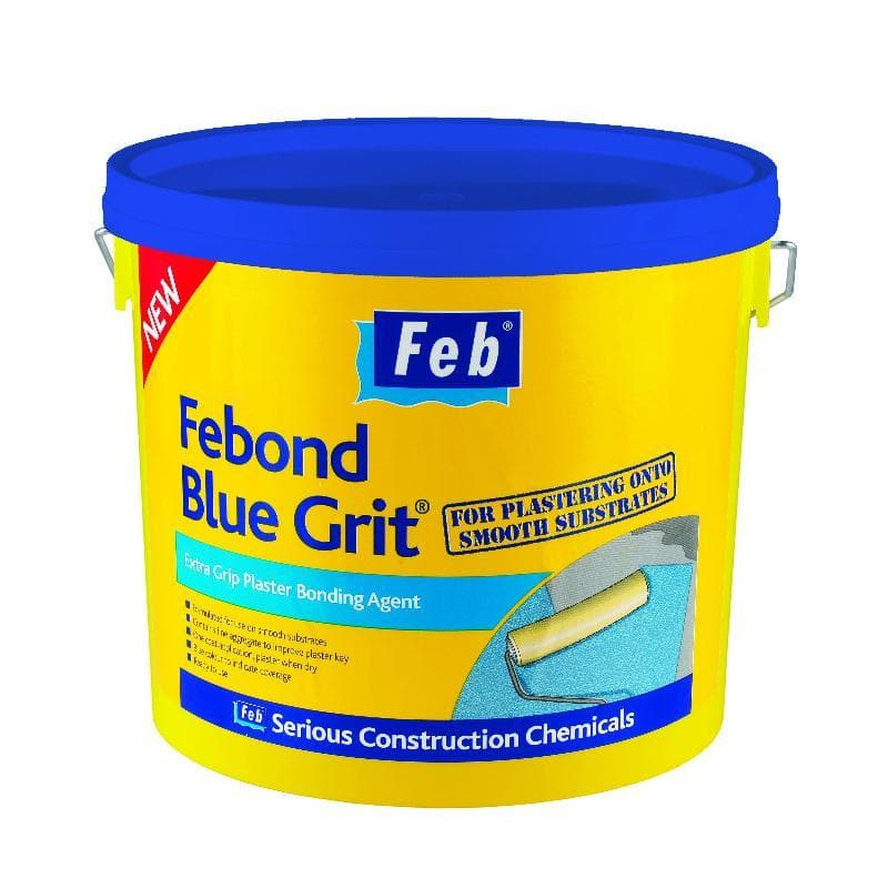 Febond Blue Grit - - Bonding Agent - Trade Building Products
