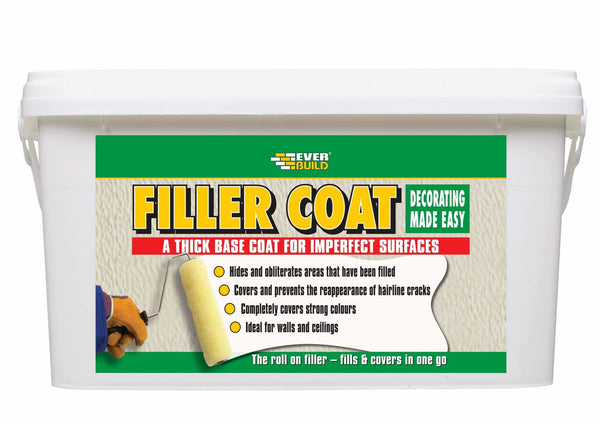 Filler Coat - 5Ltr - Decorating - Trade Building Products