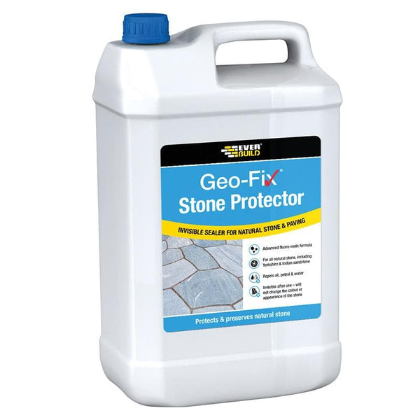 Geo-Fix Stone Protector - Water Repellent - Trade Building Products