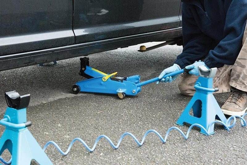 Hydraulic Trolley Jack - Hand Tools - Trade Building Products