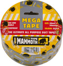 Mammoth All Purpose Tape - 50mm x 50mtr - Tapes - Trade Building Products