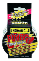 Mammoth Powerful Grip Tape - Tapes - Trade Building Products