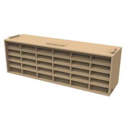 Manthorpe Airbrick G930 - Buff - Pack of 20 - Wall & Floor Ventilation - Trade Building Products