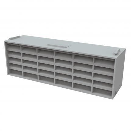 Manthorpe Airbrick G930 - Grey - Pack of 20 - Wall & Floor Ventilation - Trade Building Products