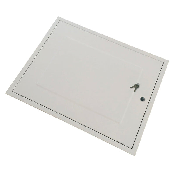 Manthorpe - Fire Rated Loft Door - 562 x 726mm - GL281F - Lockable - Loft Door - Trade Building Products