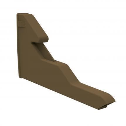 Manthorpe G951 - Peep Weep - Brown - Wall & Floor Ventilation - Trade Building Products