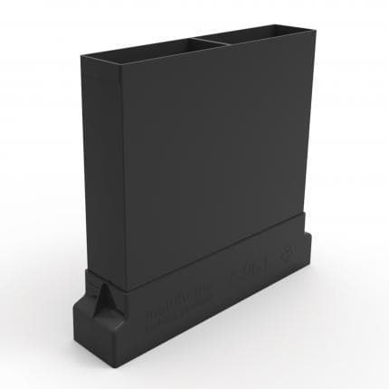 Manthorpe G961 - Underfloor Vent Extension Sleeve - Wall & Floor Ventilation - Trade Building Products