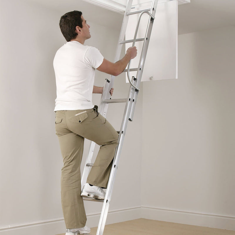 Manthorpe Multi-Section Loft Ladder - GLL256 - Loft Ladder - Trade Building Products