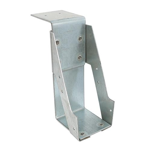Masonry Hanger-Single Piece Masonry Hangers - Galvanised - Fixings - Trade Building Products