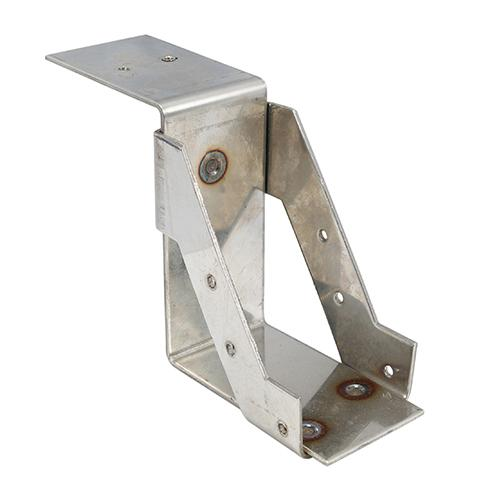 Masonry Hanger - Welded Masonry Joist Hangers - Stainless Steel - Fixings - Trade Building Products