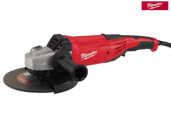 Milwaukee Ag22-230Dms Angle Grinder 230Mm 2200W 240V - Power Tools - Trade Building Products