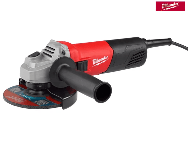 Milwaukee Ag800E Angle Grinder 115Mm 800W 110V - Power Tools - Trade Building Products