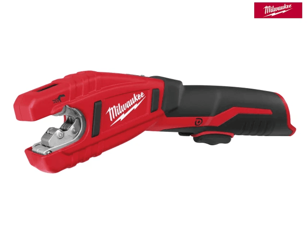 Milwaukee C12 PC-0 Compact Pipe Cutter 12V Bare Unit - CUTTER - Trade Building Products