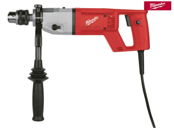 Milwaukee Dd 2-160Xe Diamond Drill 162Mm Capacity Dry 1500W 240V - Power Tools - Trade Building Products