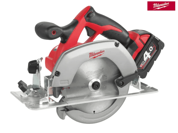 Milwaukee Hd18 CS-402 Circular Saw 165Mm 18V 2 X 4.0Ah Li-Ion - Power Tools - Trade Building Products