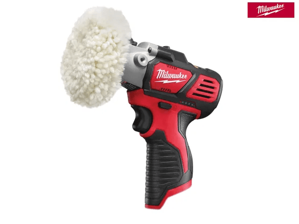 Milwaukee M12 Bps-0 Cordless Sander/Polisher 12V Bare Unit - Power Tools - Trade Building Products