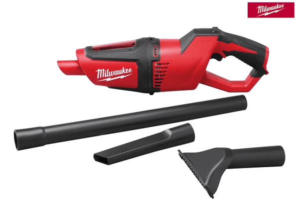 Milwaukee M12 Hv-0 Hand Vac 12V Bare Unit - Power Tools - Trade Building Products