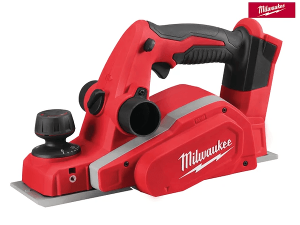 Milwaukee M18 Bp-0 Planer 18V Bare Unit - Power Tools - Trade Building Products