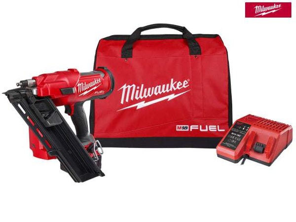Milwaukee M18 Ffn-502C Framing Nailer 18V 2 X 5.0Ah Li-Ion - Power Tools - Trade Building Products