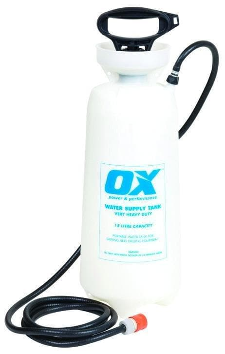 OX 15 Litre Heavy Duty Water Bottle - Water Bottle - Trade Building Products