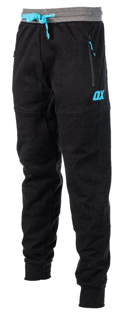 OX Joggers - Black - Trousers - Trade Building Products
