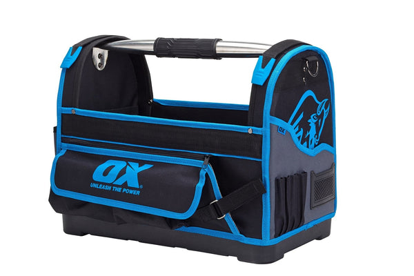 "OX Pro 18"" Open Tool Tote - Tool Bag - Trade Building Products"