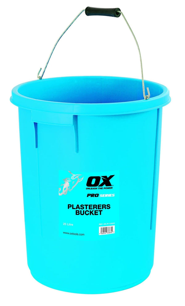 OX Pro 25 Litre Plasterers Bucket - Bucket - Trade Building Products