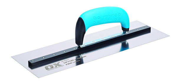 Ox Pro Cement Finishing Trowel - Finishing Trowel - Trade Building Products