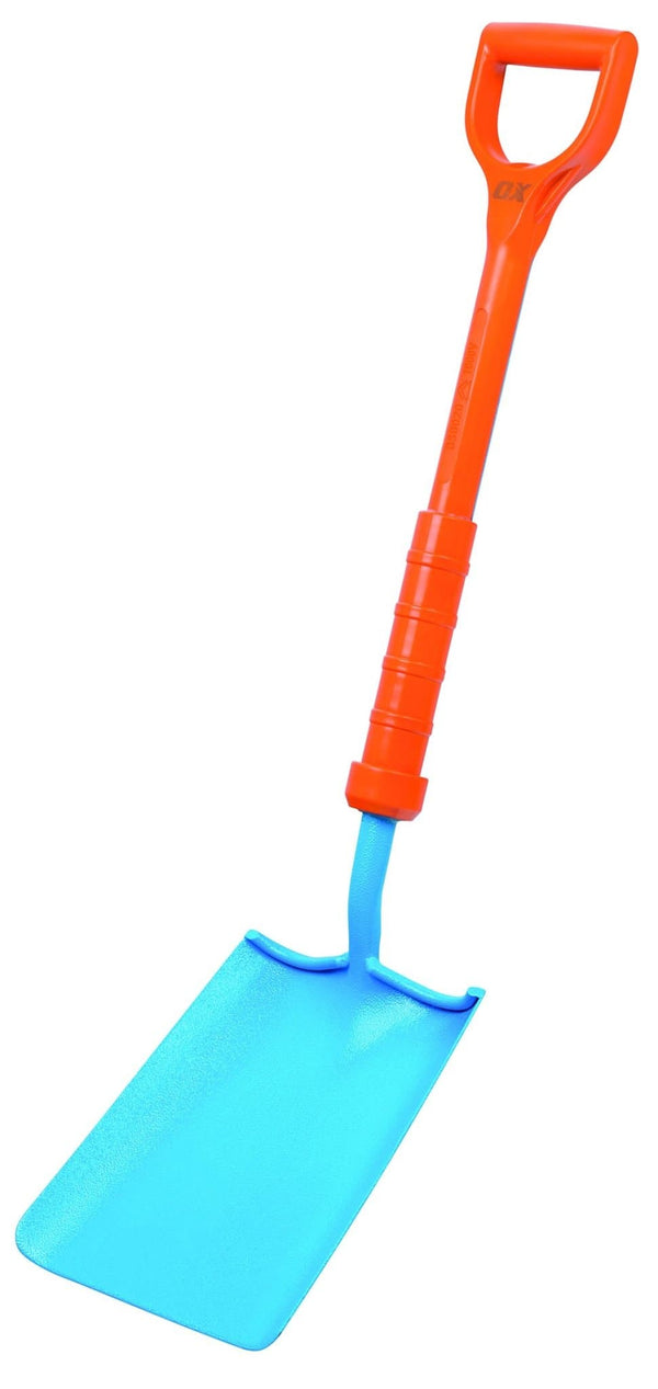 OX Pro Insulated Square Mouth Shovel - Shovel - Trade Building Products