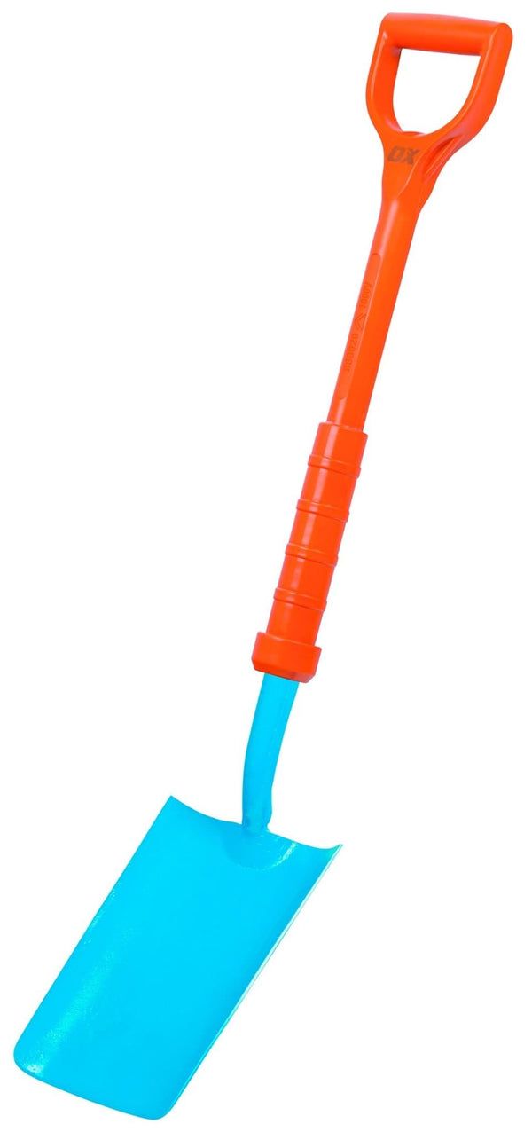 OX Pro Insulated Trenching Shovel - Shovel - Trade Building Products