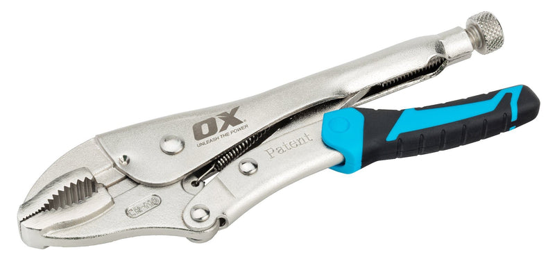 OX Pro Locking Pliers - Pliers - Trade Building Products
