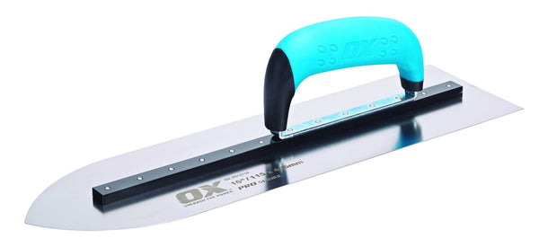 Ox Pro Pointed Flooring Trowel - Flooring Trowel - Trade Building Products