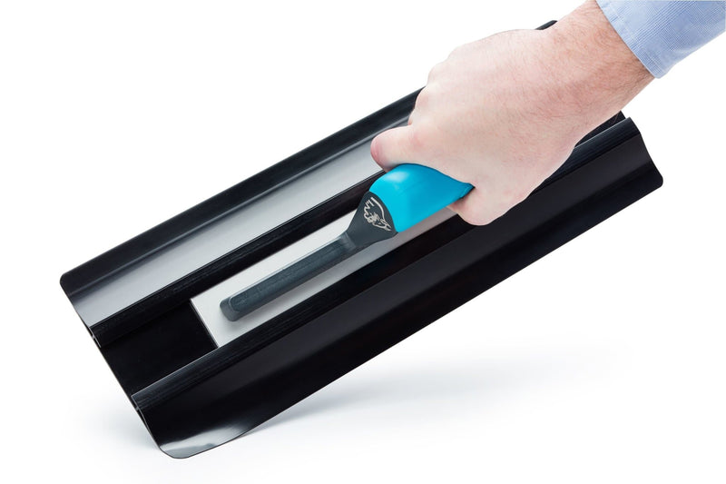 OX Pro Semi flex Plastic Trowel - Finishing Trowel - Trade Building Products