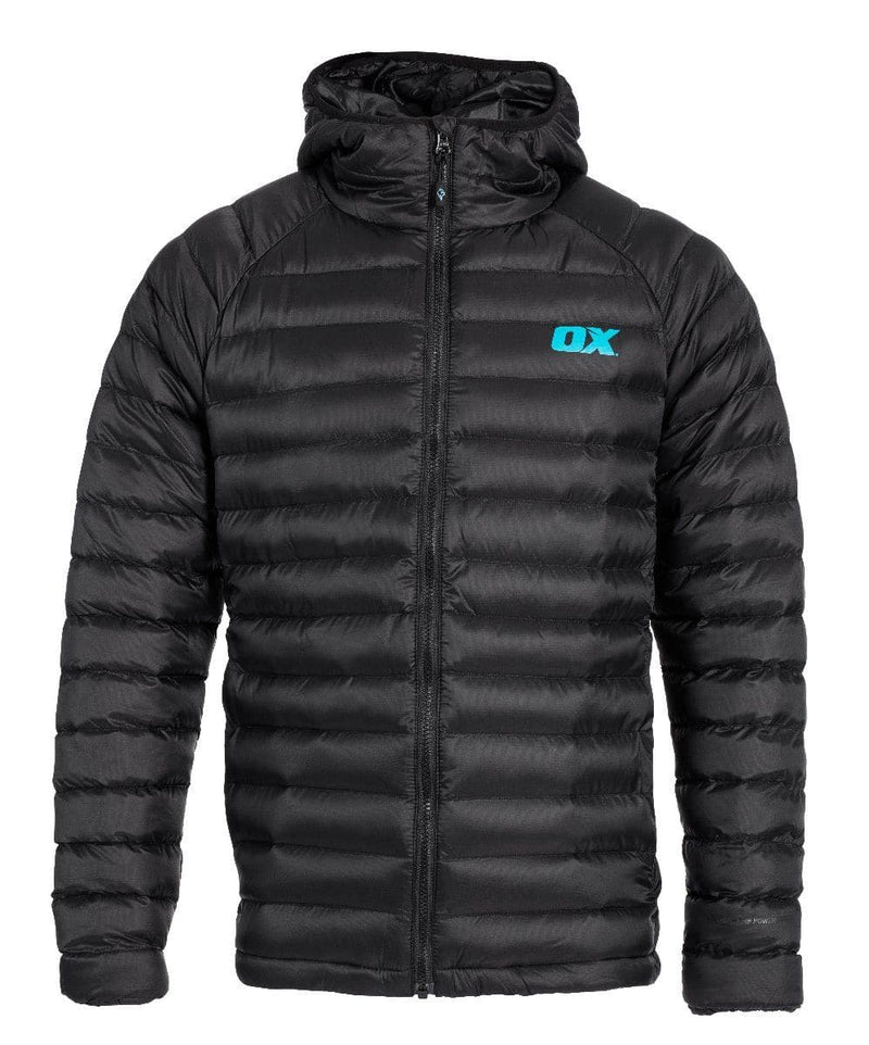 OX Ribbed Padded Jacket - Jacket - Trade Building Products