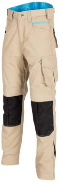 OX Ripstop Trouser - Beige - Trousers - Trade Building Products