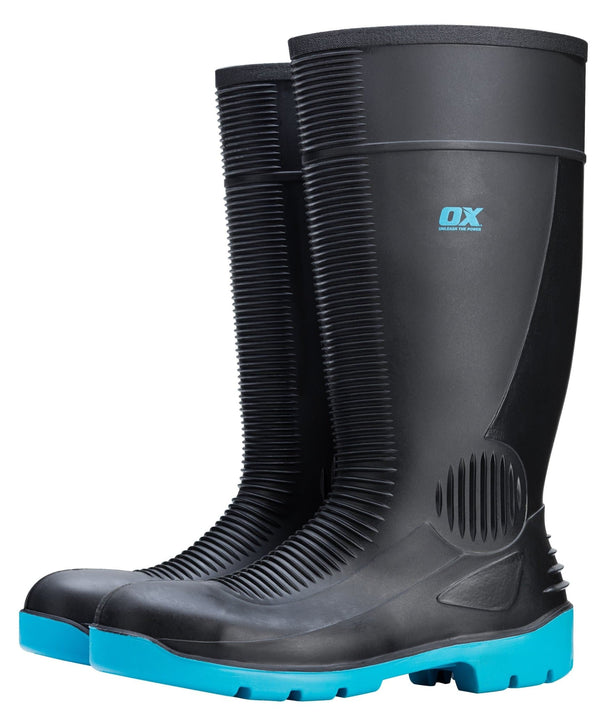 OX Safety Wellington Boot - Safety Footwear - Trade Building Products