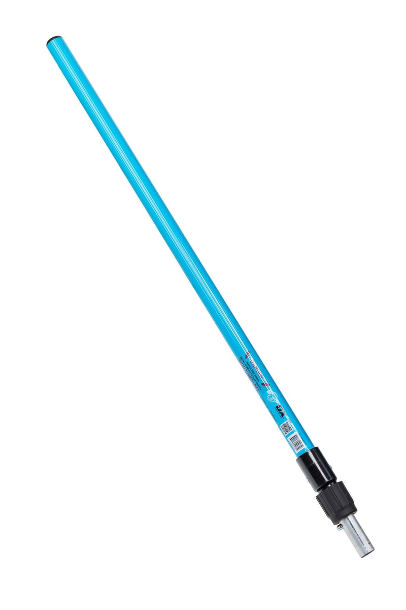 Ox Telescopic Handle 1300-2400mm, with adaptor & quick release pin - Concreting Tools - Trade Building Products