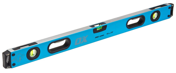 Ox Tools Pro Spirit Level - Spirit Level - Trade Building Products