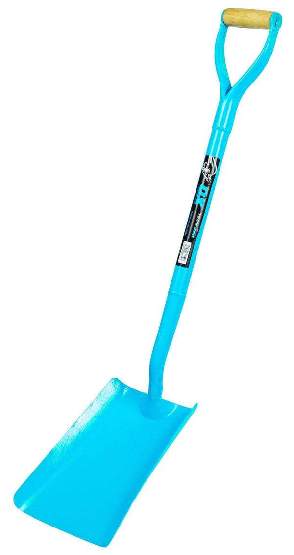 OX Trade Solid Forged Square Mouth Shovel - Shovel - Trade Building Products