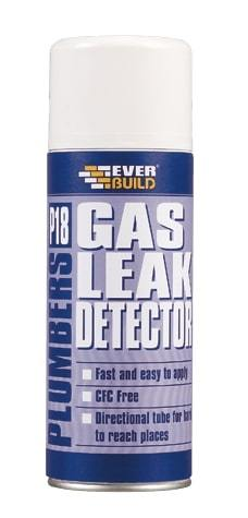 P18 Gas Leak Detector - 400ml - Plumbing Supplies - Trade Building Products