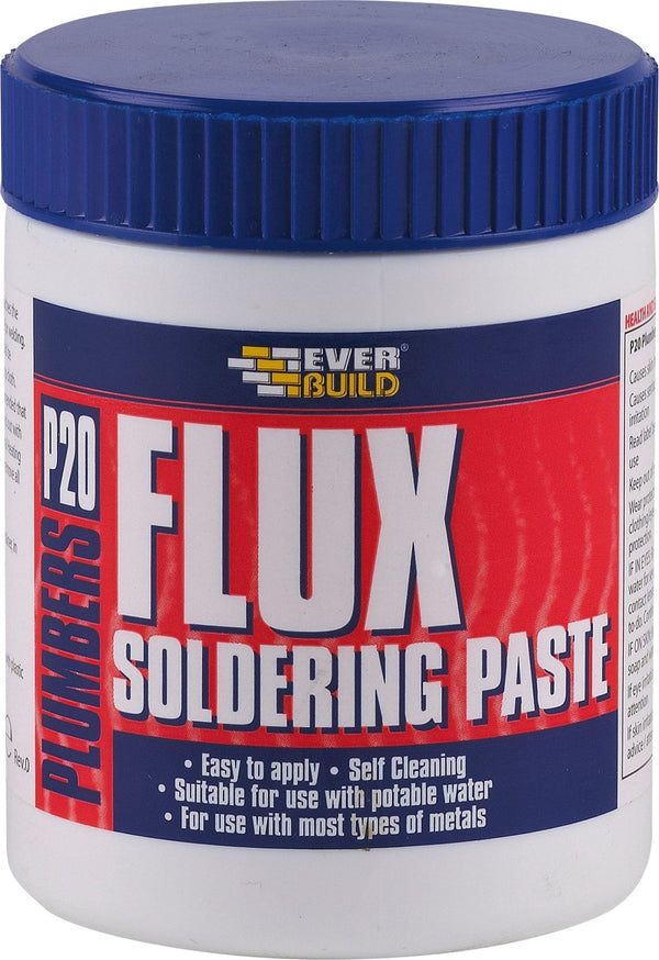 P20 Plumbers Flux - 140G - Sealant - Trade Building Products