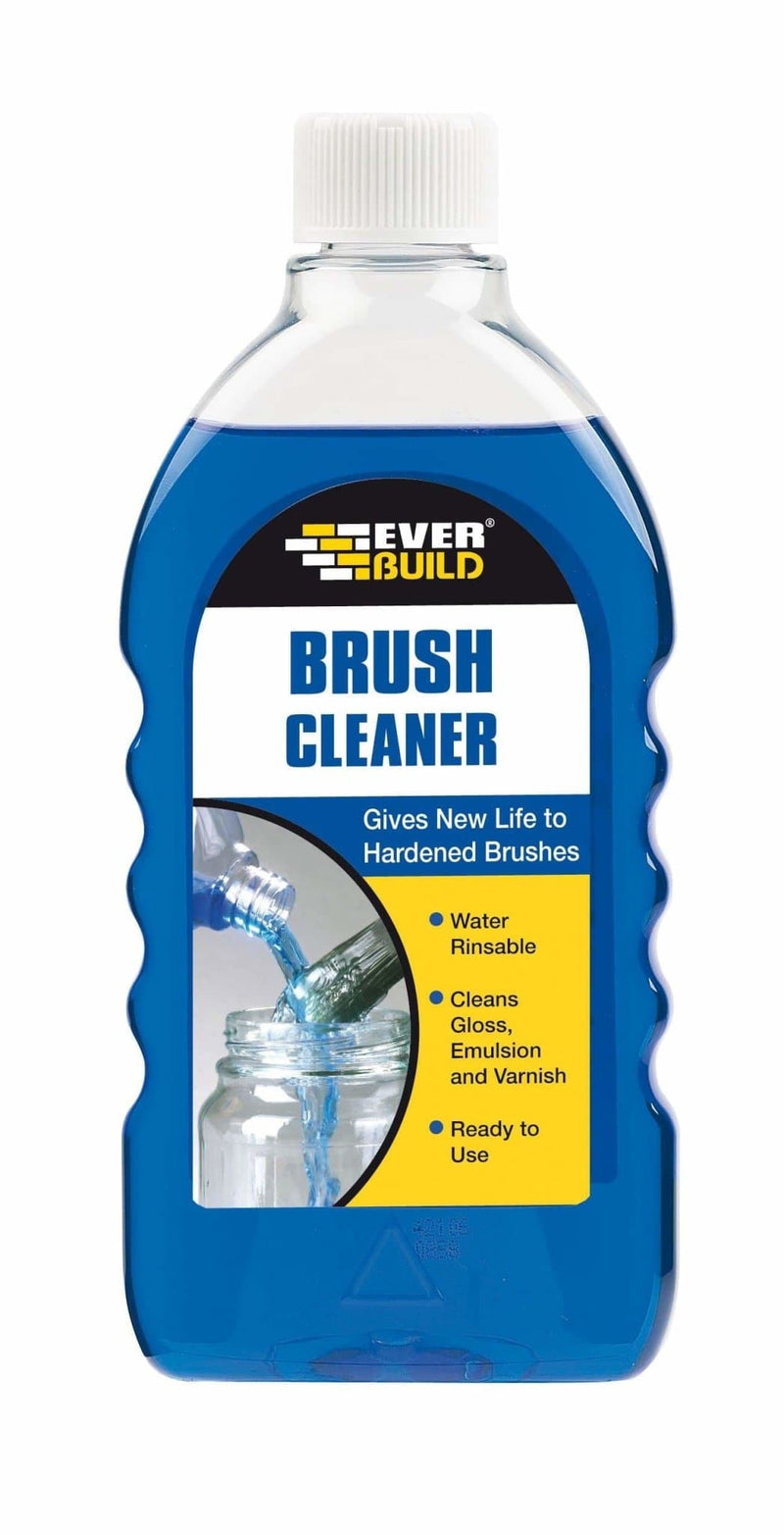 Paint Brush Cleaner - 500ML - Pack 2 - Brush Cleaner - Trade Building Products