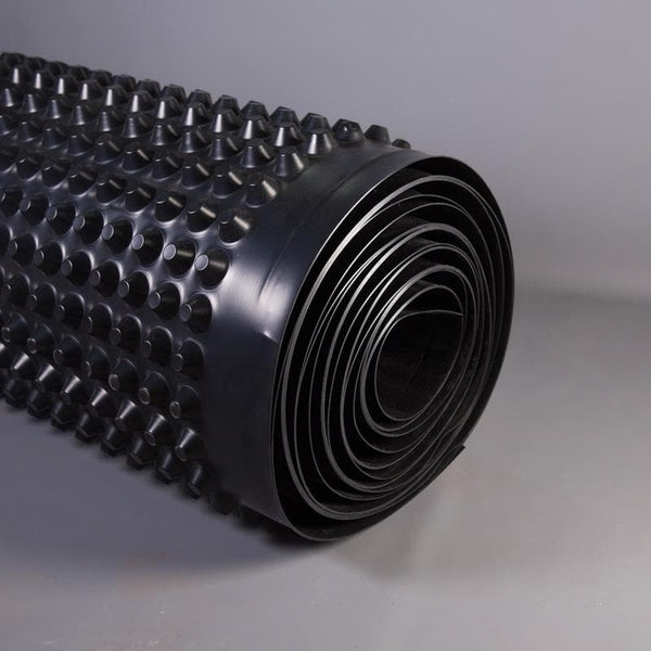 Platon P20 - Cavity Drain Membrane - 2m x 20m x 20mm - - Cavity Drain System - Trade Building Products