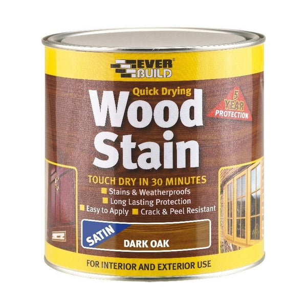 Quick Drying Wood Stain - - Wood Treatment - Trade Building Products