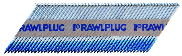 Rawlplug R-DPG, R-DRG paper collated nails with fuel cells - 1st Fix Nailer - Direct Fastening Systems - Trade Building Products