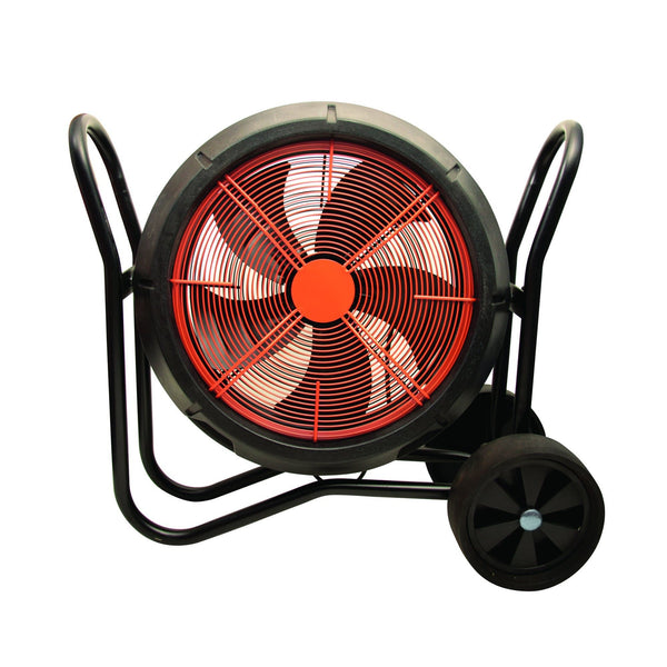 Rhino Air Raid 500 Portable Industrial Fan - Cooler - Trade Building Products