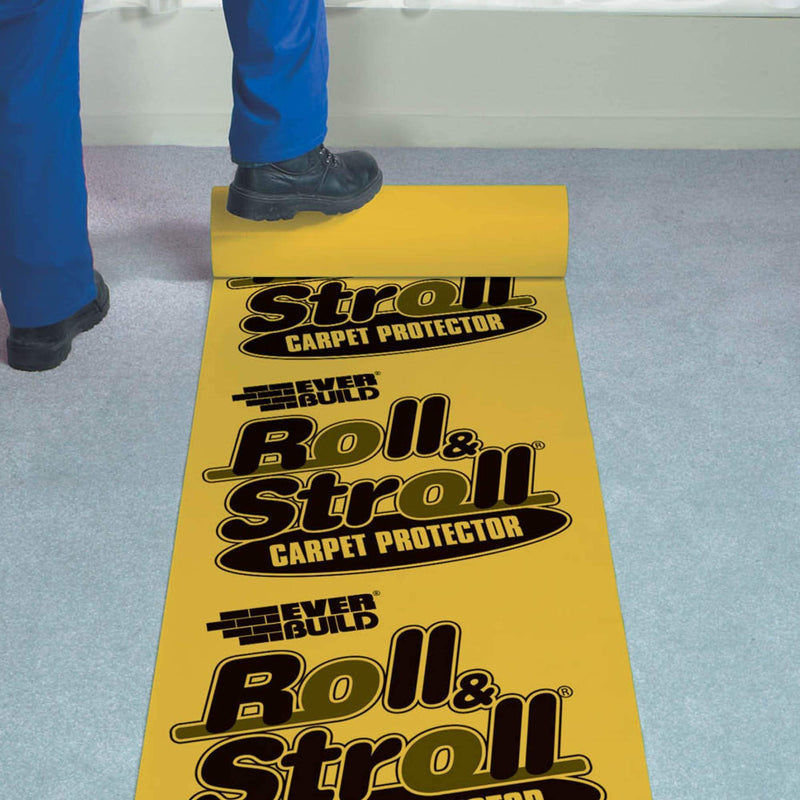 Roll & Stroll Contract Carpet Protector - Carpet Protector - Trade Building Products